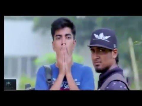 KIVABE GIRL FND K I LOVE YOU BOLE DEKHUN FUNNY VIDEO BANGLA  hd 