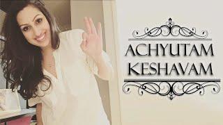 Shivali - Achyutam Keshavam (Track 03) The Bhajan Project ALBUM