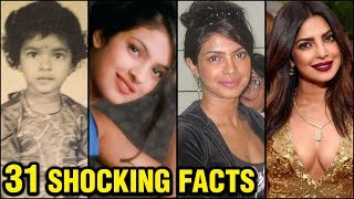 Priyanka Chopra 31 SHOCKING Unknown Facts | Miss World To Marriage | Happy Birthday Priyanka