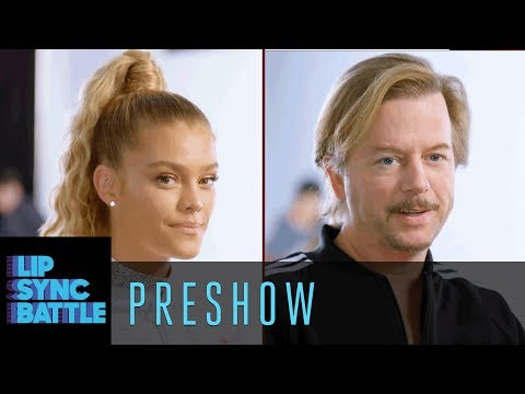 David Spade vs. Nina Agdal | Lip Sync Battle Preshow