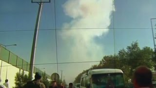 Suicide bombing in Kabul kills 3 NATO personnel