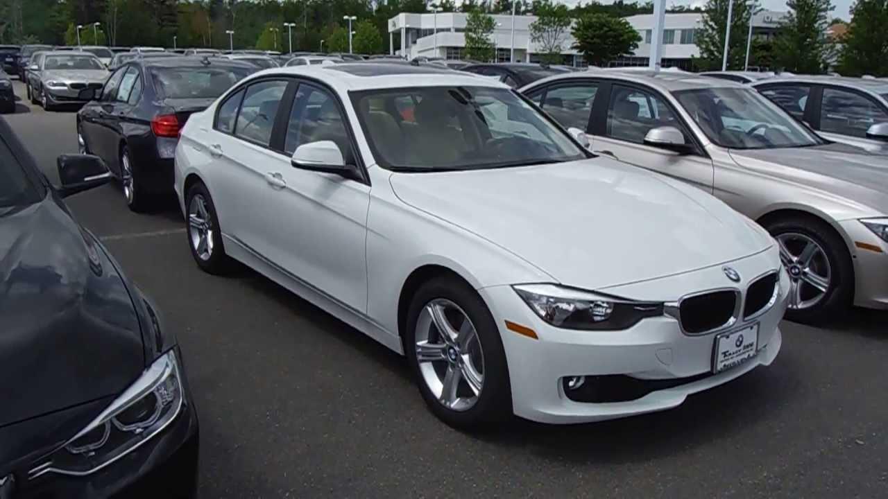 BMW I XDrive Walkaround Overview YouTube - Bmw 320i 2013 price