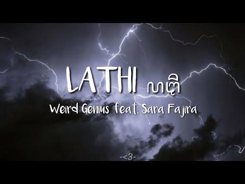 lathi-(ꦭꦛꦶ)---weird-genius-feat.-sara-fajira-//-(lyrics)