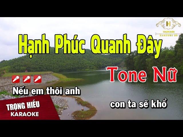 Hạnh Phúc Quanh Đây-Hoài Trang