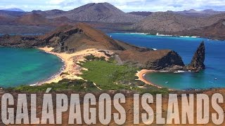 Cruising the Galápagos Islands in Ultra HD 4K with Instrumental World Music