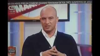 """Nuno Graciano arrasa Manuel Maria Carrilho: """"Você droga-se ou injecta-se com lixívia?"""""""
