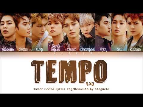 Ringtone EXO – Tempo - Download Mp3 Tempo EXO Free