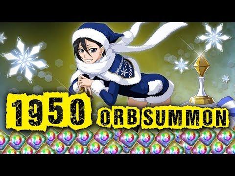 1,950 Orb Christmas Summon! [Bleach Brave Souls]