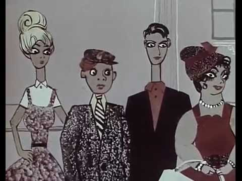 Мистер твистер мультфильм 1963