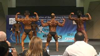 Alex Javier - SFBF National Championships 2011 - Men