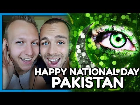 The National Anthem of Pakistan | Reaction by Robin and Jesper
