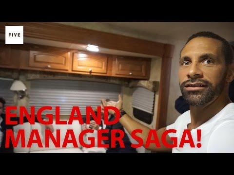 England Manager Saga! | Rio Vlogs