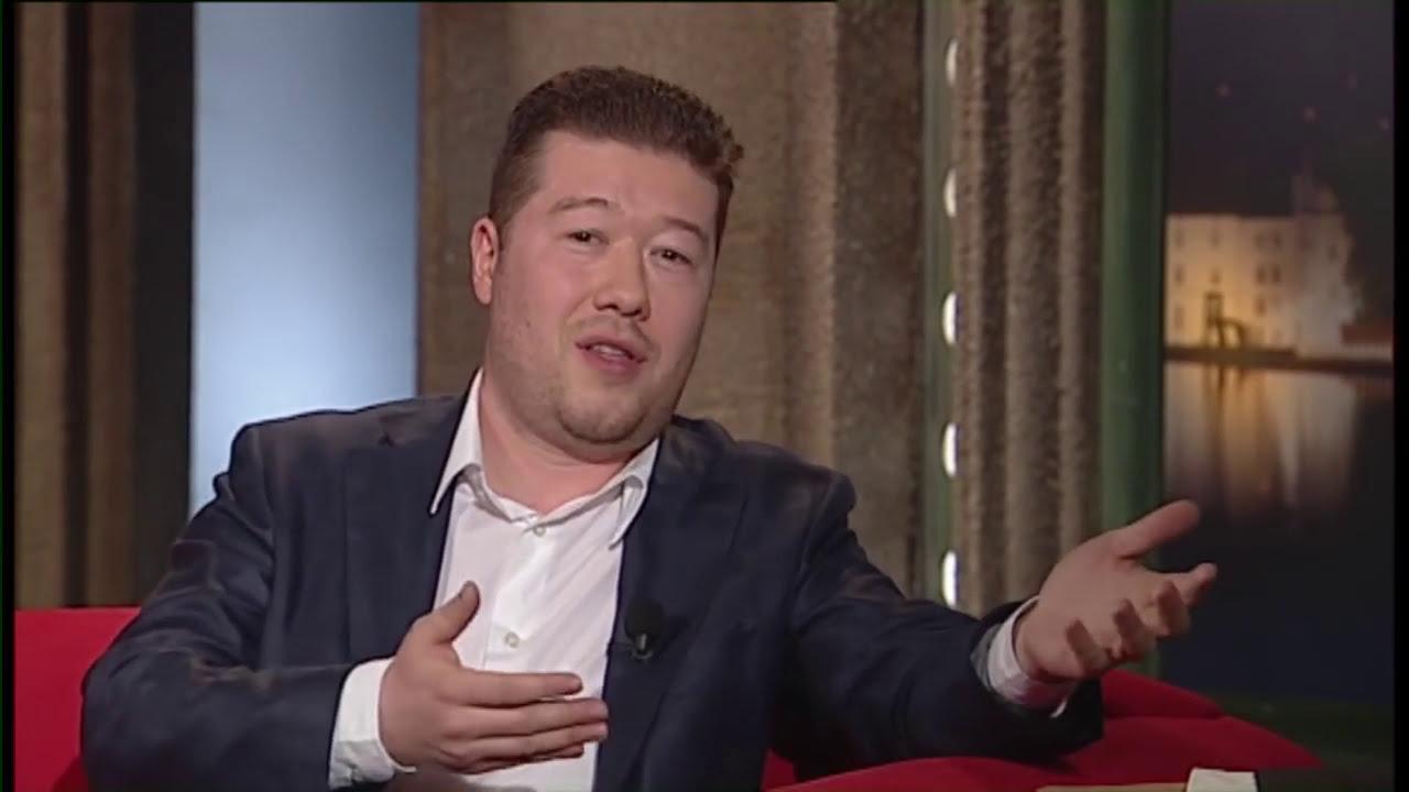 1. Tomio Okamura - Show Jana Krause 11. 5. 2012