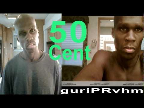 50 Cent Mager