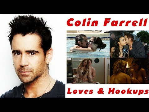 "17 Girls Who Colin Farrell Has ""Dated"""