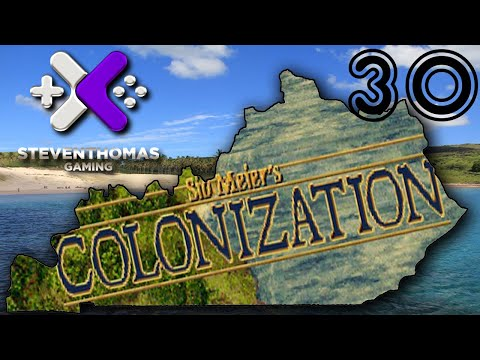 SKS Plays Colonization Gameplay:  Lets Build Colleges  [Episode 30]