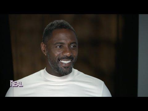 Loni Love Asks Idris Elba About Marriage