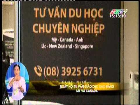 Ngay hoi thong tin Cao dang Cong dong My va Canada 15/10/2015