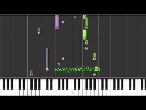 Epik High - It's Cold (Piano)