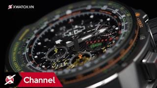 Chiếc đồng hồ phức tạp nhất của hãng đồng hồ Richard Mille