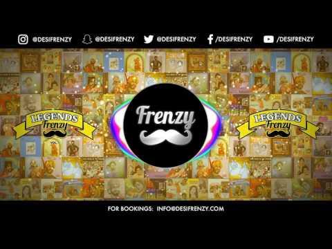 LEGENDS FRENZY - Vol.1  (feat. Manak, Chamkila & more)  |  DJ FRENZY  |  Punjabi Folk Mix