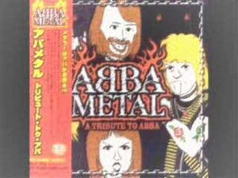 ABBA Metal - Custard - Super Trouper
