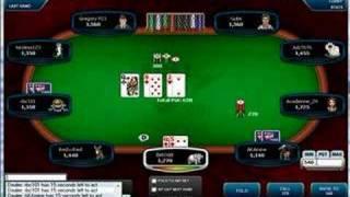 Full Tilt Poker SNG - Winning At Lower Limits 1/3