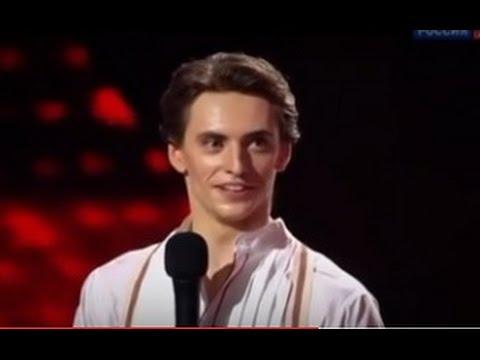 Sergei Polunin -  Bolshoi Ballet TV Show 2012