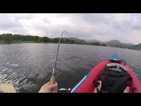 PIKE FISHING ON WINDERMERE '16