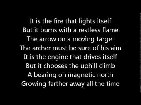 Rush-Counterparts [Full Album] (Lyrics)