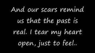 Scars-Tear My Heart Open w/ Lyrics