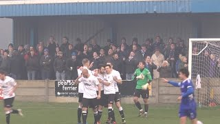 FA Trophy - Ramsbottom United Vs Stockport County - Match Highlights