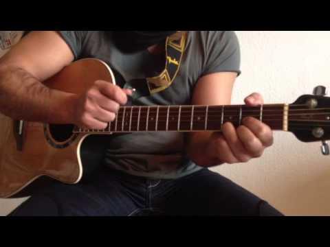 Gitarre spielen: Elvis Presley - Blue suede shoes auf der Gitarre lernen