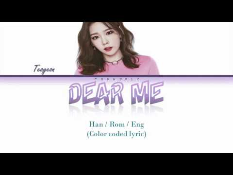 Teayeon-Dear Me (Color