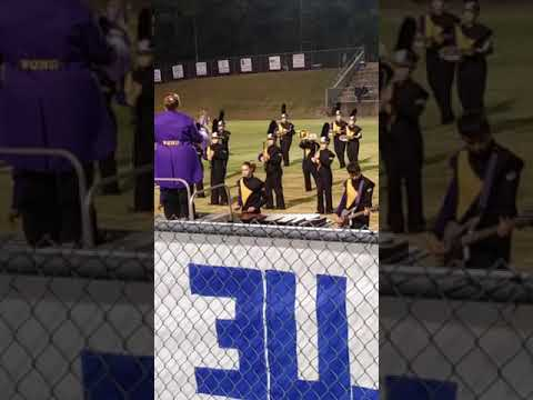 Winston county high school marching band 2019 show. Its about time.(2)