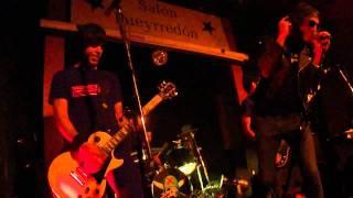 Expulsados - Mental Hell - Ramones Cover (HD)