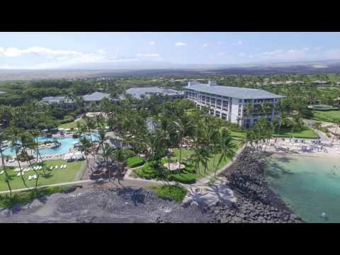 Fairmont Orchid~ The Big Island Hawaii