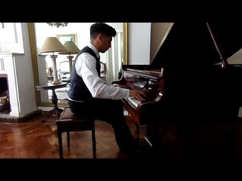 Concurso De Piano Adimus 2018 - Franco Broggi