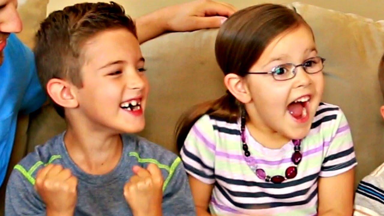Kids React To Pregnancy👶🏻 Youtube