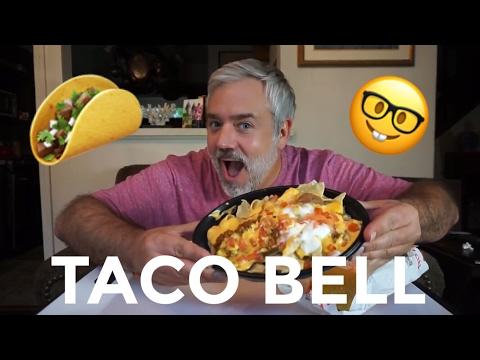 BIG TACO BELL EATING SHOW MUKBANG!