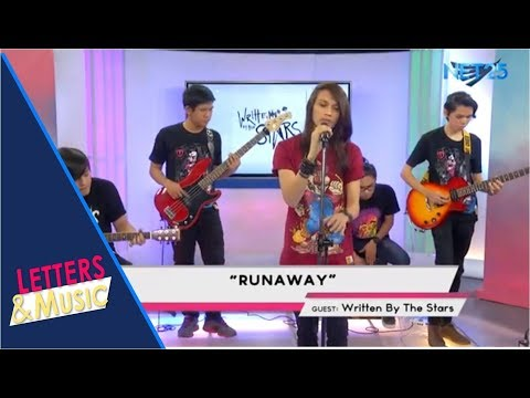 WRITTEN BY THE STARS - RUNAWAY (NET25 LETTERS AND MUSIC)