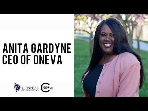 Anita Gardyne | CEO of Oneva