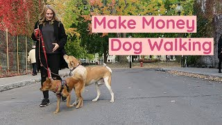 Can You Make Enough MONEY from DOG WALKING? | InRuffCompany.com