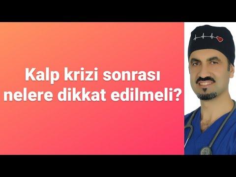 KALP KRİZİ SONRASI YAŞAM (BİLMENİZ GEREKENLER) - PROF DR AHMET KARABULUT