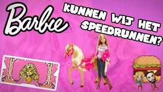 Barbie (NES) - Kunnen wij het speedrunnen?