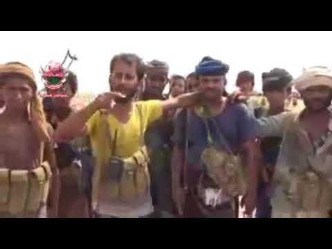 بالفيديو : الوية العمالقة وبدعم من التحالف العربي تحرر مديرية الدريهمي وتقطع خط الرديهمي كيلو 16 .
