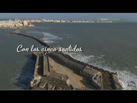 Con los cinco sentidos, Cádiz
