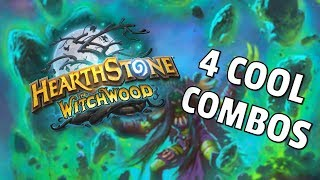 Hearthstone - 4 Cool Witchwood Combos