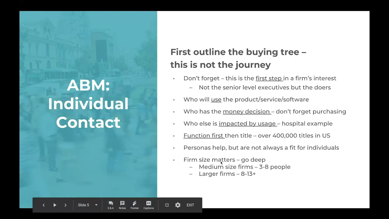 Webinar Recap: ABM Doesn't Work Without Good B2B Data