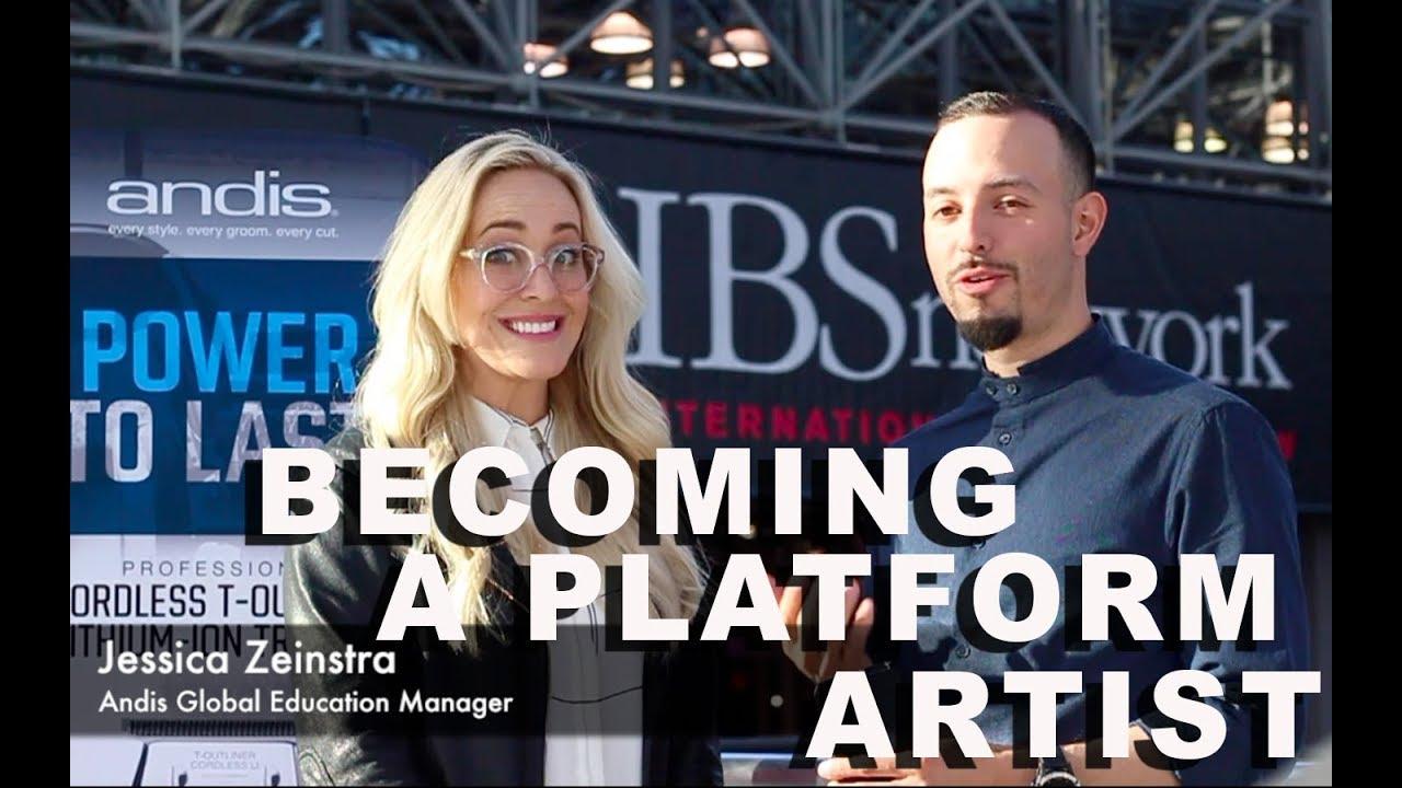 Jessica Zeinstra Interview - How to Become Platform Artist
